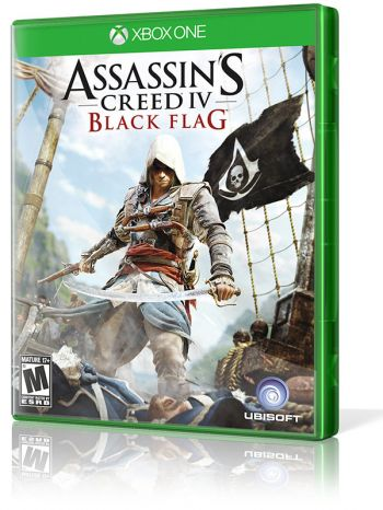 Assassins Creed IV: Black Flag - XBOX One (Usado disponível na 215 Sul)