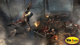 Assassins Creed IV: Black Flag - PS4 (Usado disponível na 215 Sul)  - foto principal 1