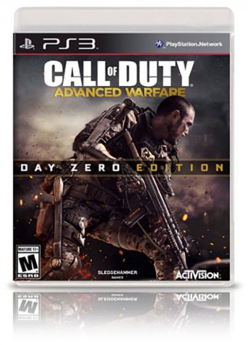 Call of Duty: Advanced Warfare - PS3 (Usado disponível na 215 Sul)