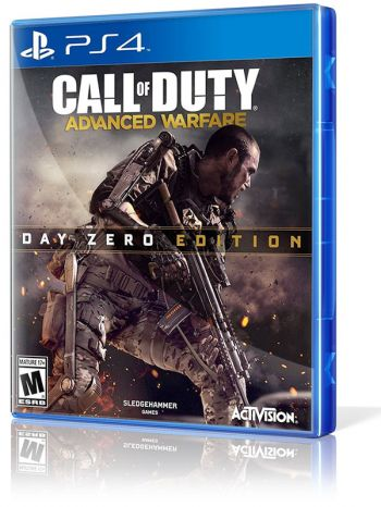 Call of Duty: Advanced Warfare - PS4 (Usado disponível na 215 Sul)