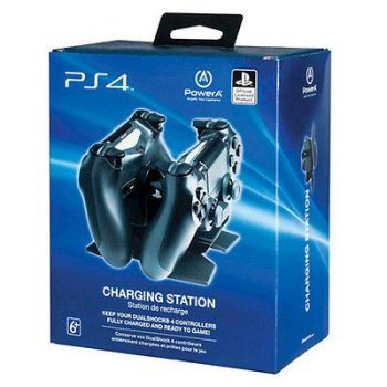 Charging Station para DualShock 4 - PS4