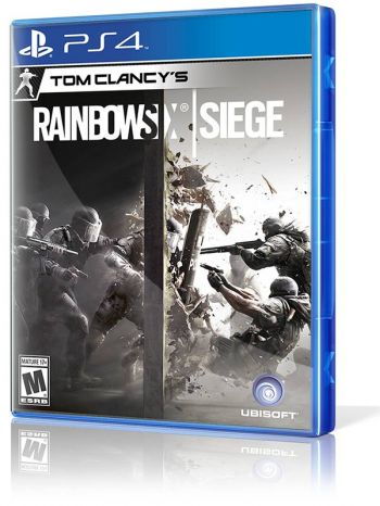 Tom Clancys Rainbow Six Siege - PS4