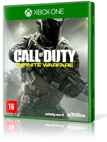 Call of Duty: Infinite Warfare (Edição Legacy) - XBOX One