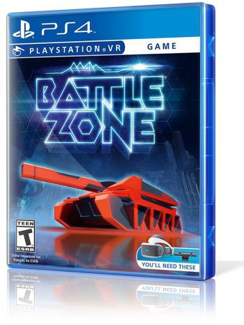 Battlezone - PS4 (VR)
