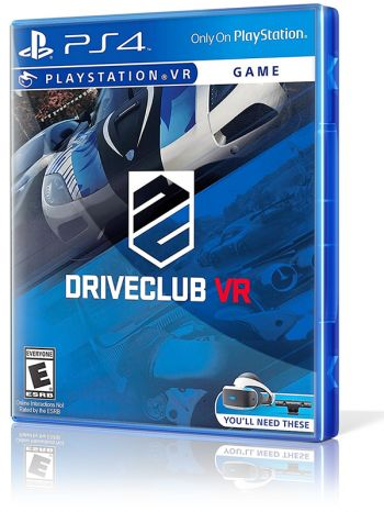 Driveclub VR - PS4 (VR)