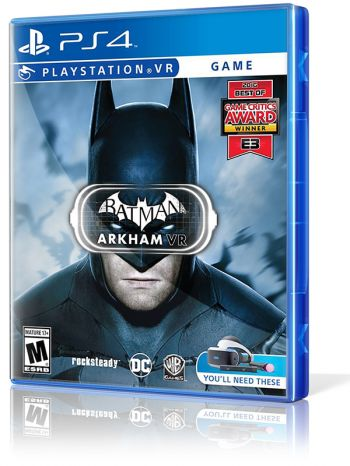 Batman: Arkham VR - PS4 (VR)