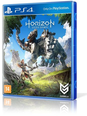 Horizon: Zero Dawn - PS4 (PRÉ-VENDA)