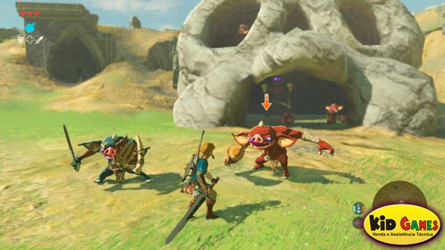 The Legend of Zelda: Breath of the Wild - Nintendo Switch  - foto principal 1