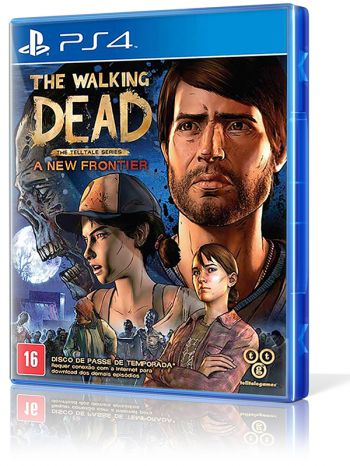 The Walking Dead: The Telltale Series - A New Frontier - PS4