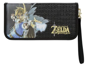 Case Zelda Edition Premium Oficial Nintendo - Switch