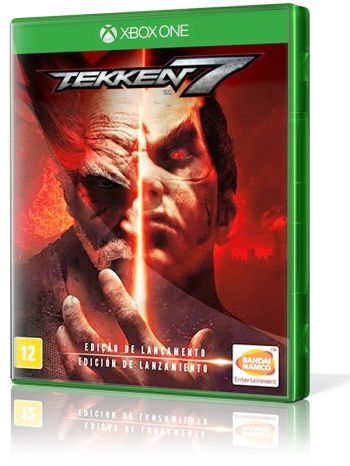Tekken 7 - Day 1 Edition - XBOX One (PRÉ-VENDA)