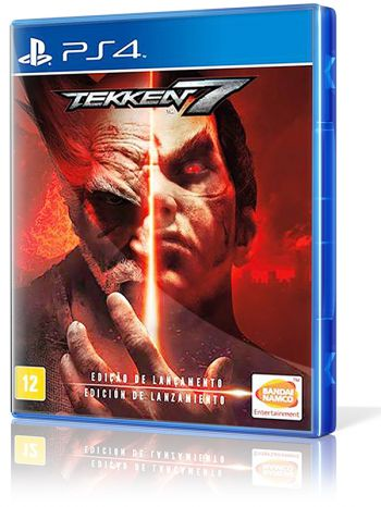 Tekken 7 - Day 1 Edition - PS4 (PRÉ-VENDA)