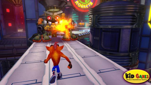 Crash Bandicoot: N. Sane Trilogy - PS4  - foto principal 1