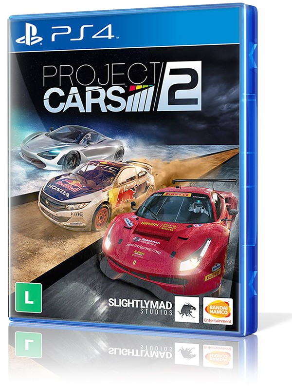 Project Cars 2 - PS4  - foto principal 1