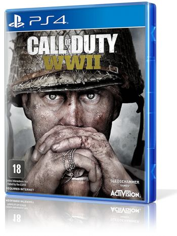 Call of Duty: World War II WWII - PS4