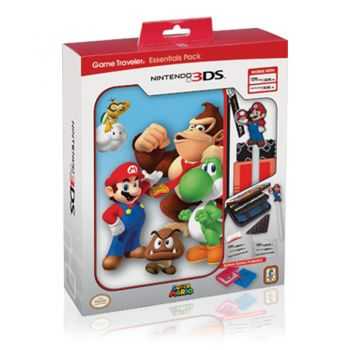 Case Game Traveler Super Mario Essentials Pack -  N3DS XL / N2DS XL / 3DS XL
