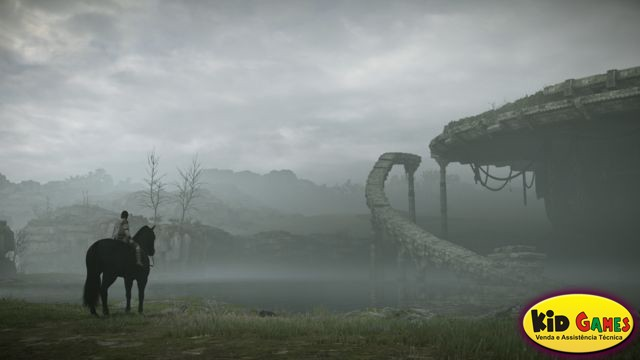 Shadow of the Colossus - PS4  - foto principal 1