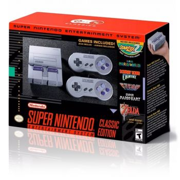 Super Nintendo Classic Mini: SNES