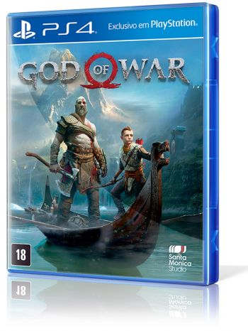 God of War - PS4 (Pronta entrega)