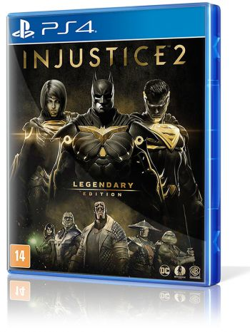 Injustice 2 (Legendary Edition) - PS4