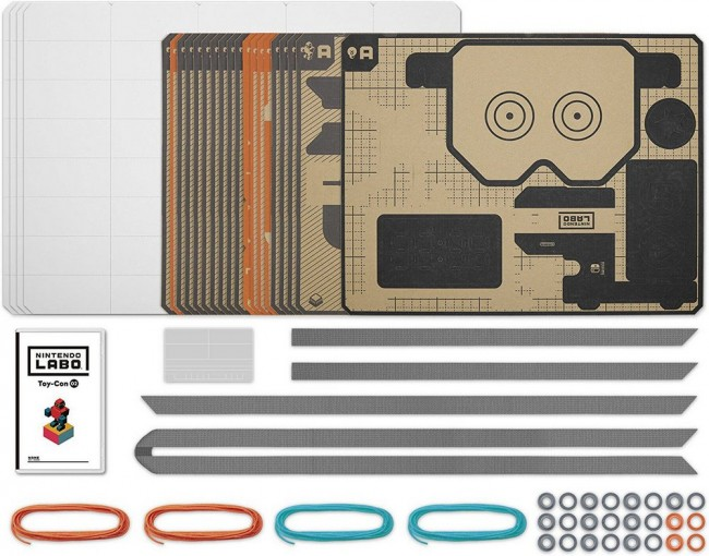 Nintendo LABO Robot Kit - Switch  - foto principal 1