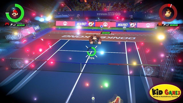 Mario Tennis Aces - Switch  - foto principal 1