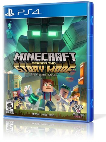 Minecraft Story Mode - Temporada 2 (Season 2) - PS4