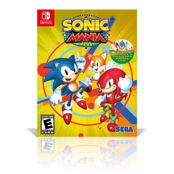 Sonic Mania Plus/Encore - Nintendo Switch
