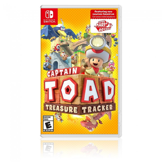 Captain Toad: Treasure Tracker - Nintendo Switch  - foto principal 1