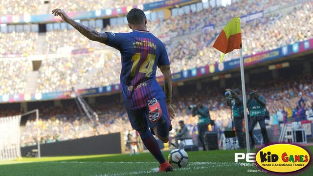 Pro Evolution Soccer 2019 - PS4  - foto principal 1