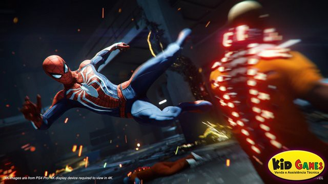 MARVEL's Spider-Man - PS4  - foto principal 1