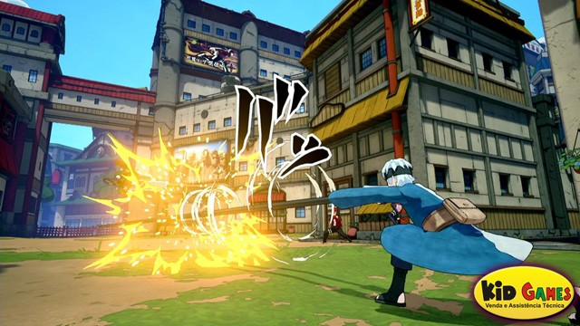 Naruto to Boruto: Shinobi Striker - PS4  - foto principal 1