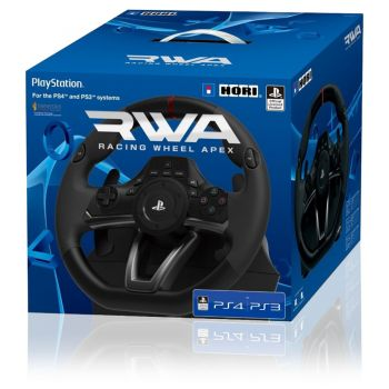 Volante para PS3/PS4 Racing Wheel Apex RWA - HORI
