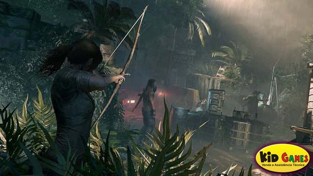 Shadow of the Tomb Raider - XBOX One  - foto principal 1