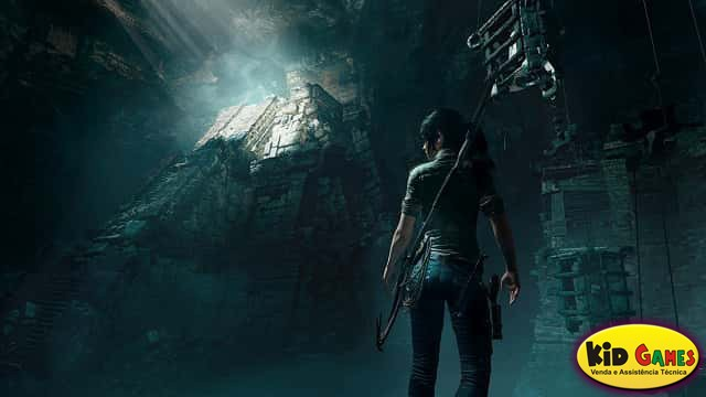 Shadow of the Tomb Raider - PS4  - foto principal 1