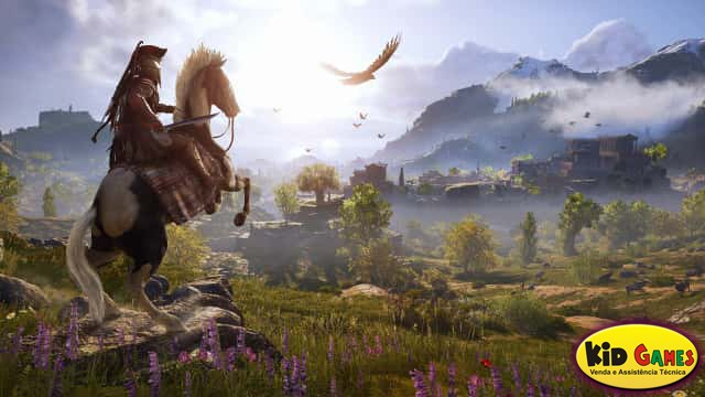Assassin's Creed Odyssey - PS4  - foto principal 1