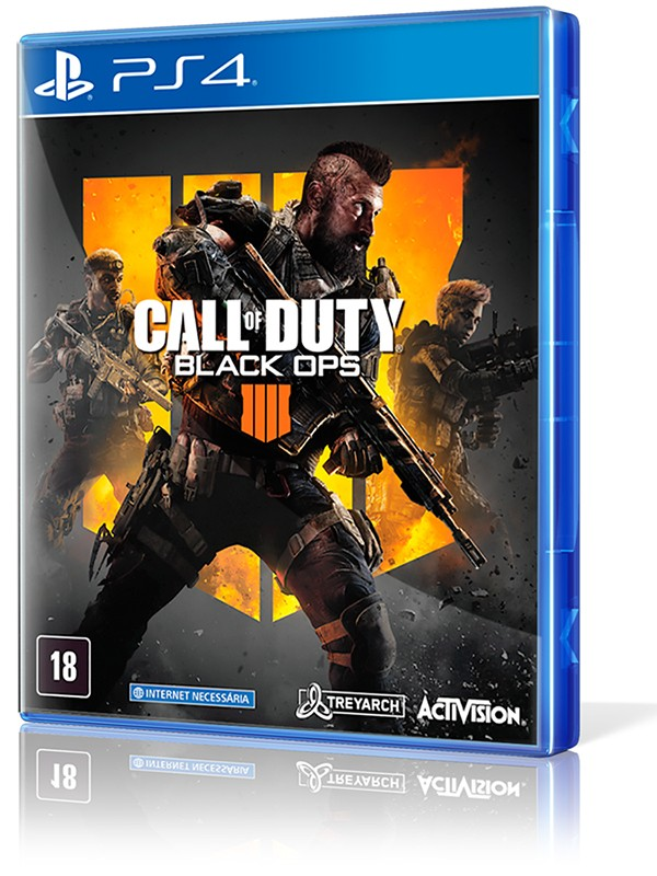 Call of Duty Black Ops 4 - PS4  - foto principal 1