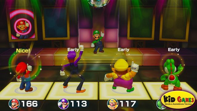 Super Mario Party - Nintendo Switch  - foto principal 1