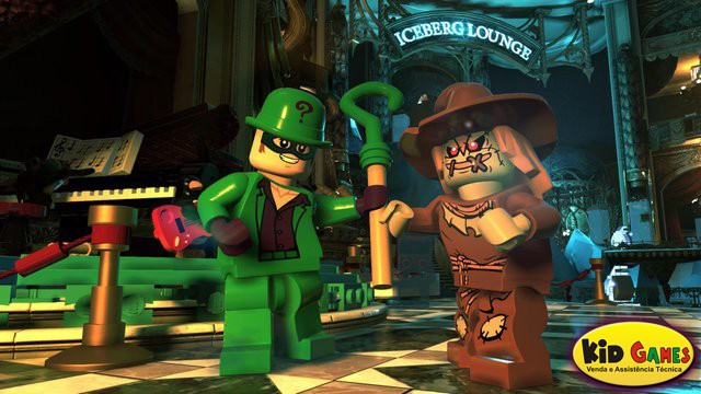 LEGO DC Super-Villains - PS4  - foto principal 1
