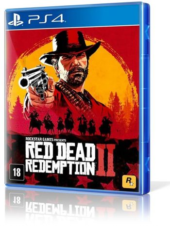 Red Dead Redemption 2 - PS4 (Pronta entrega)