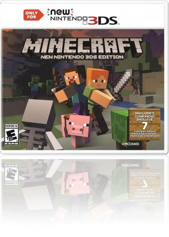 Minecraft - New Nintendo 3DS Edition