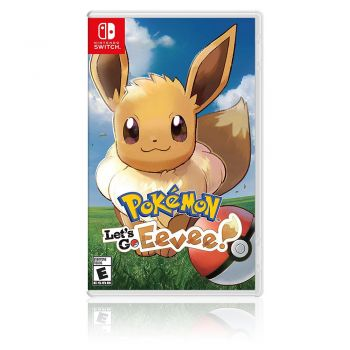 Pokemon: Lets Go, Eevee! - Nintendo Switch