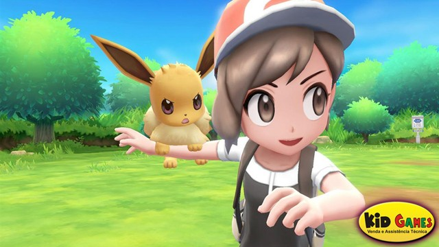 Pokemon: Lets Go, Eevee! - Nintendo Switch  - foto principal 1