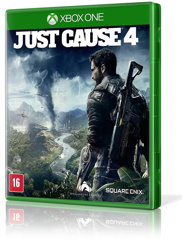 Just Cause 4 - XBOX One  - foto principal 1