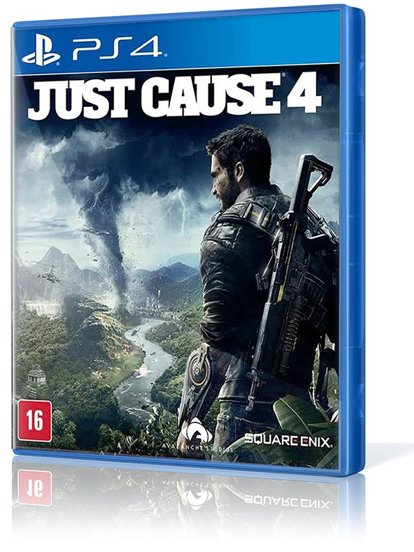 Just Cause 4 - PS4  - foto principal 1