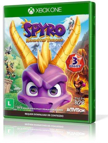 Spyro Reignited Trilogy - XBOX One