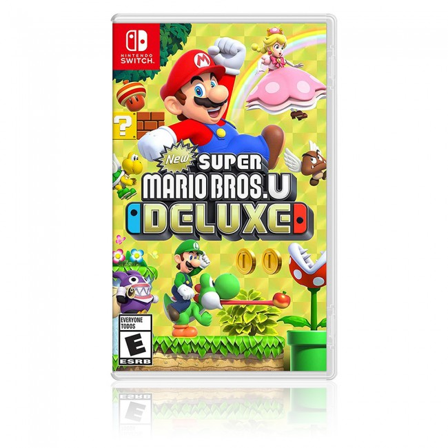 New Super Mario Bros. U Deluxe - Nintendo Switch  - foto principal 1