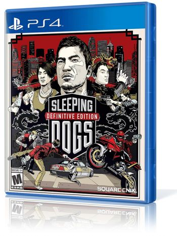 Sleeping Dogs: Definitive Edition - PS4 (Usado, disponível na 215 Sul)