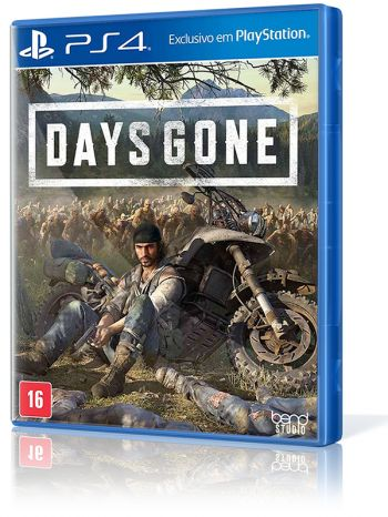 Days Gone - PS4 (Pronta entrega)