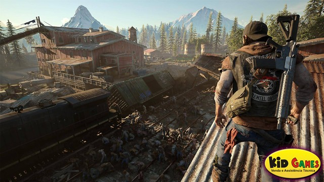 Days Gone - PS4 (Pronta entrega)  - foto principal 1